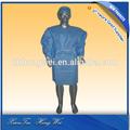 la venta barata desechables no tejidos ropa de protección