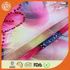 2014 Fashion floral digital effect chiffon fancy polyester fabrics