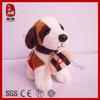 ICTI SEDEX Factory Supplier Animal Toy Plush Dog Keychain