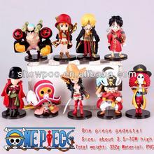 Anime Figure One Piece 67 generation Figure(9 pcs) resin figure