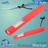 colorful light led work light hand pen light