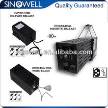 Hid magnetic ballast for hps/mh lamps