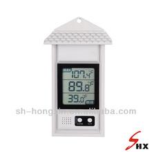 Large display digital Max-min thermometer