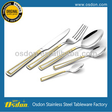 Environmental protection stainless steel tableware Western knife and forkc