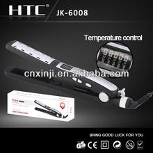 JK-6008 HTC Superstar Flat Iron Hair Straightener