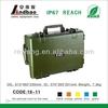 Hard ABS plastic equipment case for gun