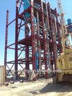 Vacuum table salt refinery plant