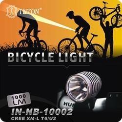 INTON Top Quality Bike Light Led USB with Global Warranty