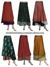 Wholesale beach wear magic wrap skirts supplier USA