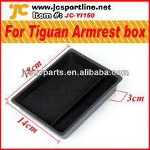 PP Car armrest box for VW Tiguan armrest PP casket auto steering room storage box