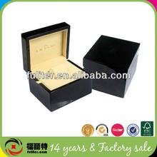 dongguan solid custom printed cheap pine wood watch box