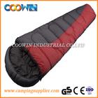 adult hollow fiber dacron sleeping bags