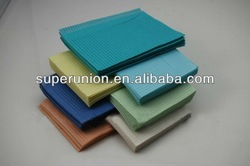 Professional Disposable patients bibs for hospital use