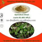 China icariin 50% 60% 80% 98% epimedium extract