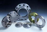 ansi/uni/bs/jis/din standard forged steel flange