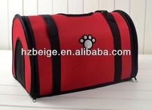 pet dog or cat bag pet carrier bag manufacturer China
