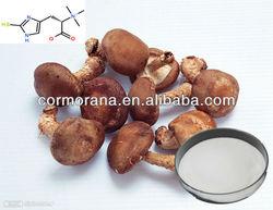 100% Natural Plant extract, L-Ergothioneine, 1%, 5%, 98% HPLC