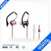plastic ear hook for mp3,headphone with ear hook from china factory