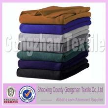 100% polyester colors airline fleece blanket