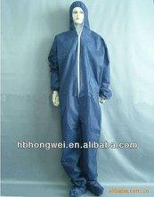 PE waterproof work clothes