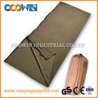 envelope high quality silk sleeping bag liner
