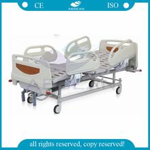 AG-BYS106 BEST CHOICE! 2-crank manual beds equipment hospital