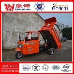hydraulic heavy duty cargo tricycle 250cc