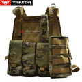 Multicam colete tático militar com sistema molle/exército tactical vest/exército tactical combat vest