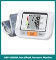 مراقبة ضغط الدم غير النظامية aoeom دقيقة معدل ضربات القلب مؤشر