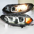 2013-2014 Year FORD EcoSport LED U Style Angel Eyes Head Lamps LD
