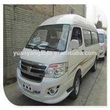 15 Seats Gasoline Foton View Minibus (left hand drive)