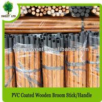 Factory Directly Wood Broom Handle Sticks/coconut broom sticks