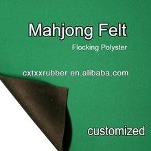 mahjong polyester top,hello kitty table mat,printed card game poker table mat