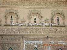 Mint Pink Sandstone Wall Decor Small Jharokha