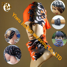 wholesale 100% polyester elastic hair band for men