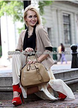 2014 fashion lady travelling bag Guangzhou manufacturer