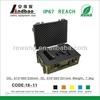 Rugged Hard Plastic Equipment Tool Case