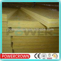 Glass wool blanket/fiberglass wool wall/glass wool roof thermal building materials
