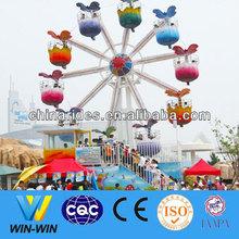 Playground entertainment outdoor/indoor ferris wheel for sale