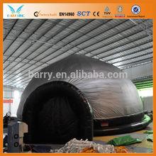 new design inflatable planetarium dome