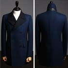 Custom Made Newest Trench Coat For Men