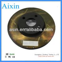 Hihg Carbon TOYOTA corolla Brake Disc For ZEE20 2005 UP 43512-02230 43512-02170