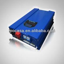 MPPT controller solar 12000 watt high capacity inverter