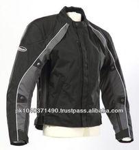 Custom Men Motorbike Textile Jacket 600D motorcycle cordura jacket