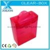 gift packaging clear pvc hair dryer oem box