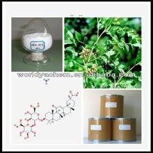Monoammonium Glycyrrhizinate 98% White crystal Powder 53956-04-0