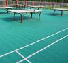 polyurethane sports floor for badminton court
