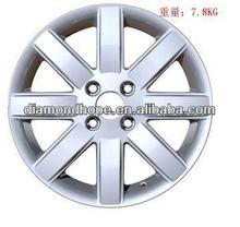 ZW-AU-809 steel wheels rim 5x112, car alloy wheel rim 16'' 17'' 18'' 19'', wheel rims for sale