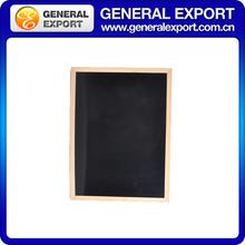 high quality decorative white framed cork board