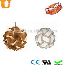 contemporary pendant bubble light